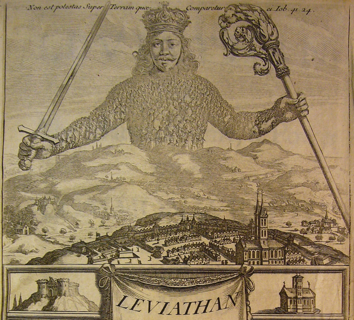 Hobbes' Leviathan: editions in disguise