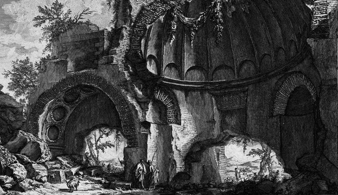 Piranesi in Balliol