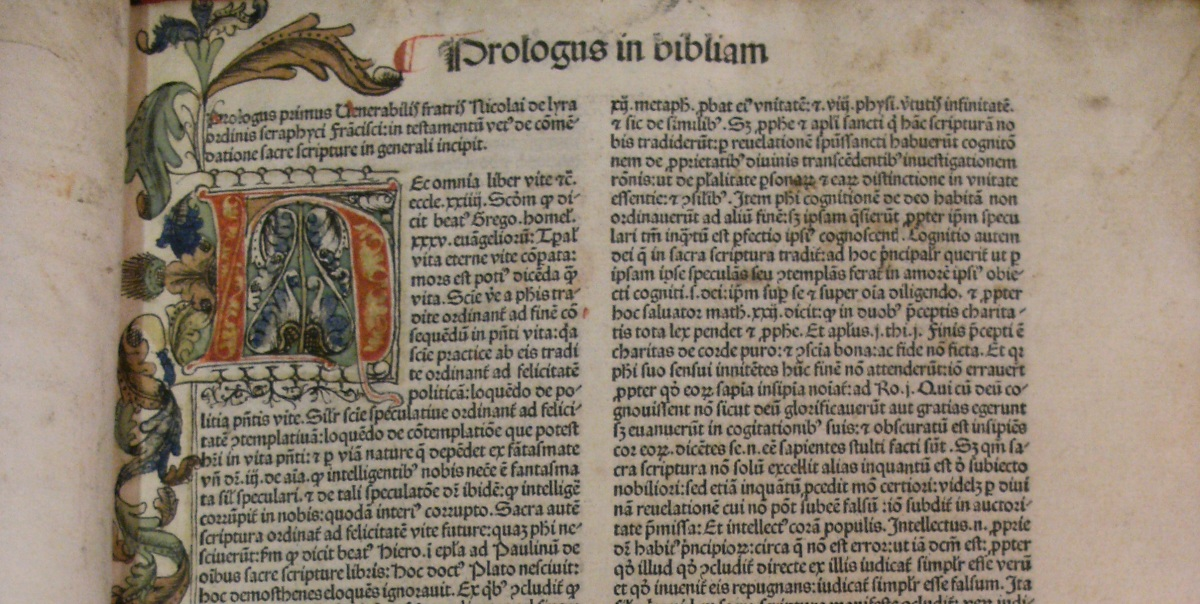 Illuminated Incunabula
