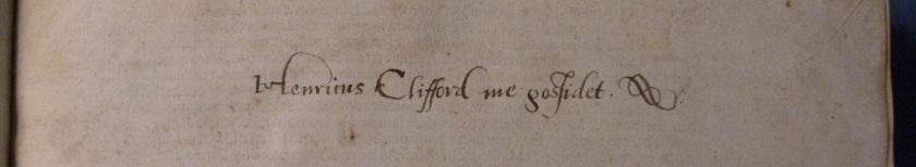 clifford-signature