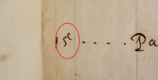 Crouch MS (Balliol College Library shelfmark 300 i 9)