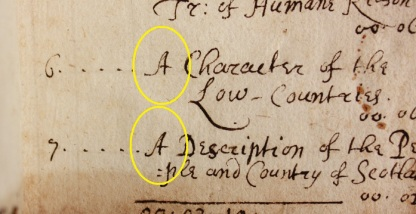 Crouch MS (Balliol College Library shelfmark 910 b 8)