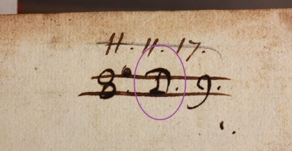Crouch MS (Balliol College Library shelfmark 915 c 7)