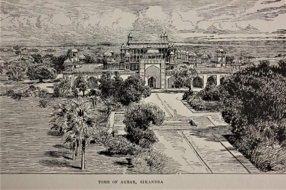2050 j 11tomb of Akbar