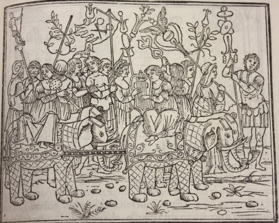 30 e 107 Secundus elephant carriage