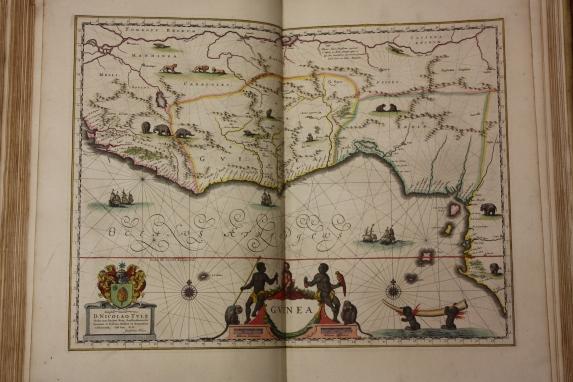 535 f 5 - Guinea map