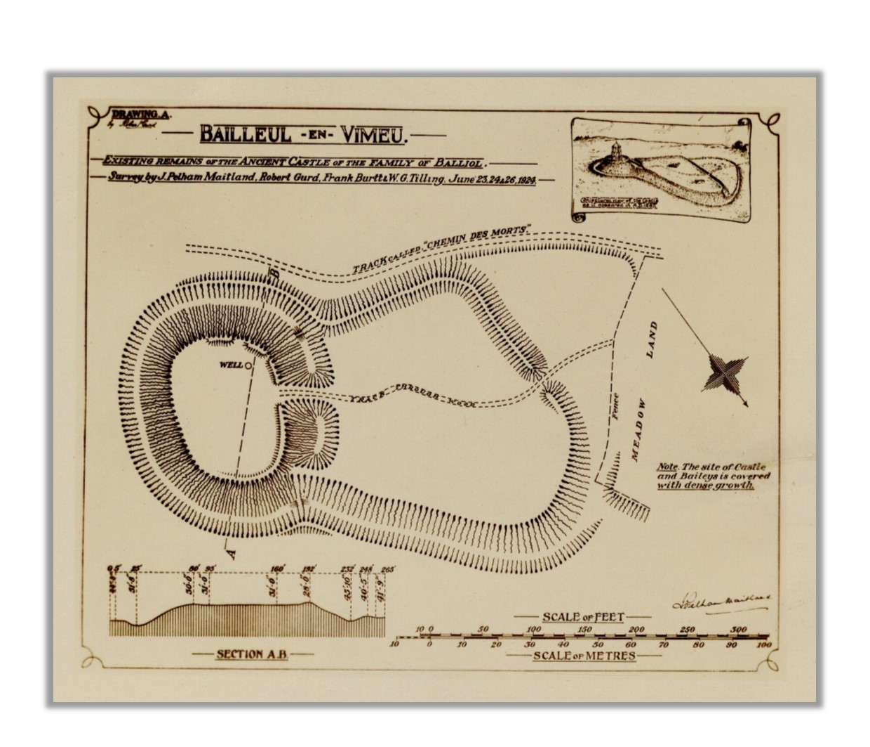 1.Balliol Castle