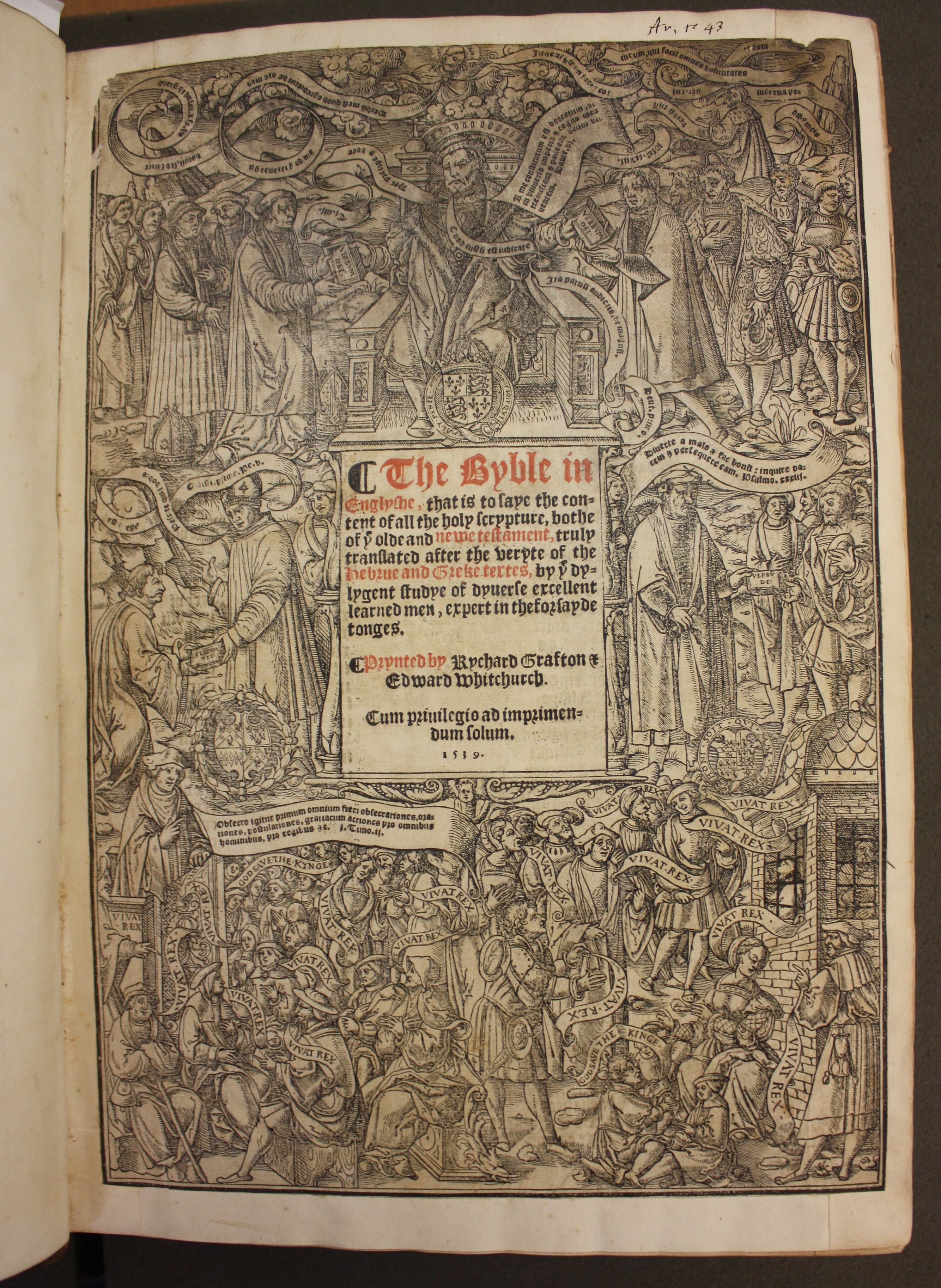 Reformation_English Bible_01_Title Page